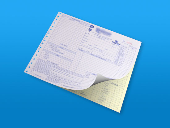 business forms | carbon copies | custom invoices | printlink, Invoice templates