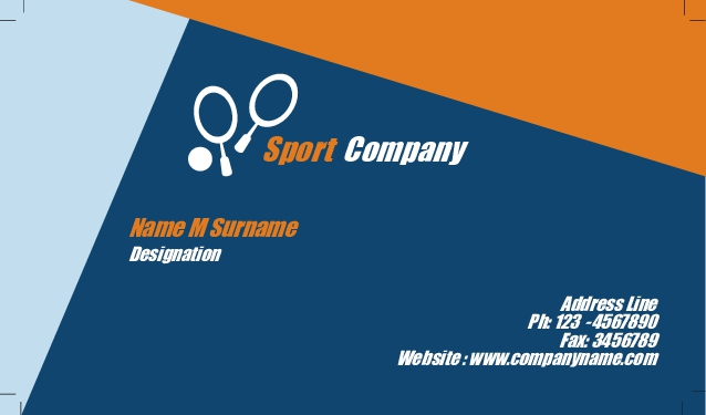 Custom business cards online online business card printing sport company business card 49 colourmoves