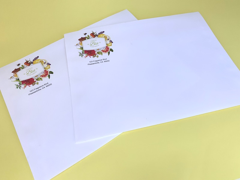Tri-Brite Envelopes
