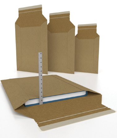 Self-Seal Stay Flat Mailers