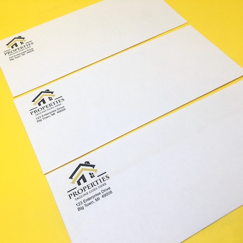 Printed Policy Envelopes