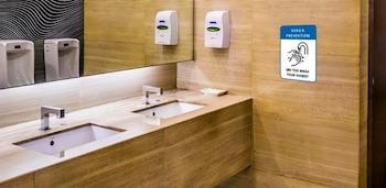 Wall Hygiene Decals